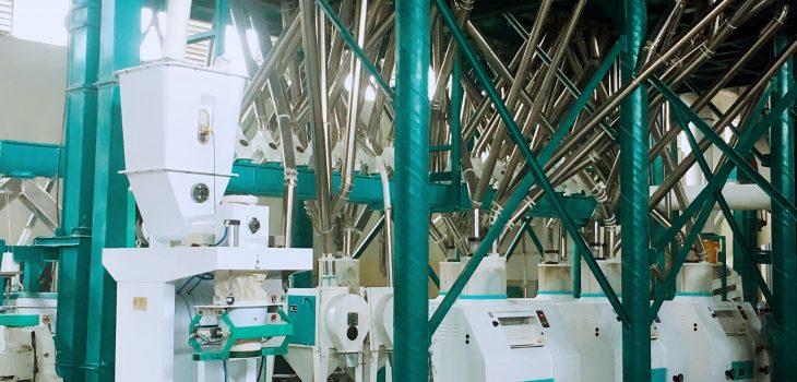 wheat flour mill in Ethiopia