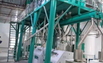 50T maize mill in Mozambique
