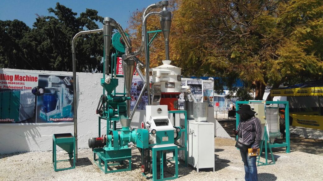 maize wheat milling machine