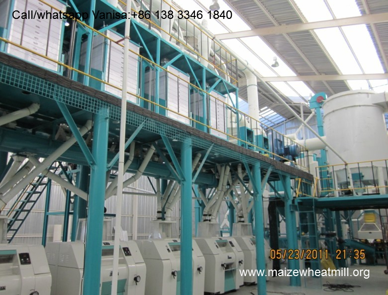 200t-maize-mill
