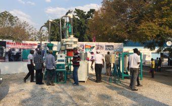 Lusaka trade fair