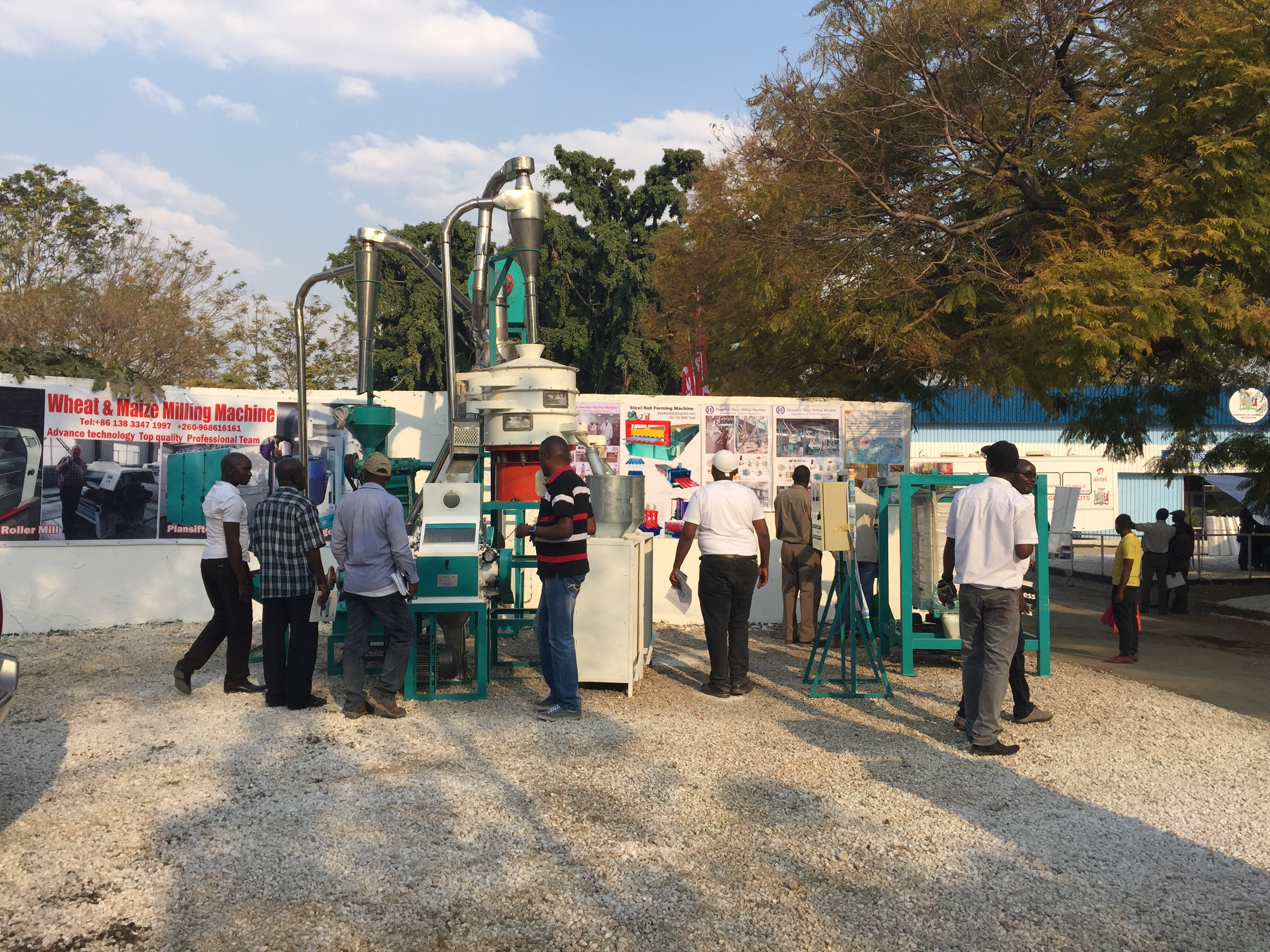 Lusaka trade fair