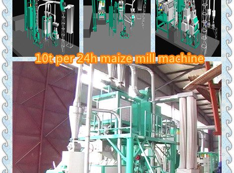 corn milling machine