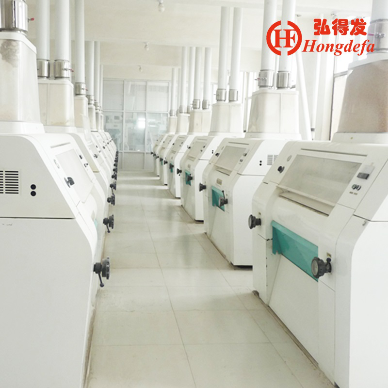 high quality of wheat flour mill machine