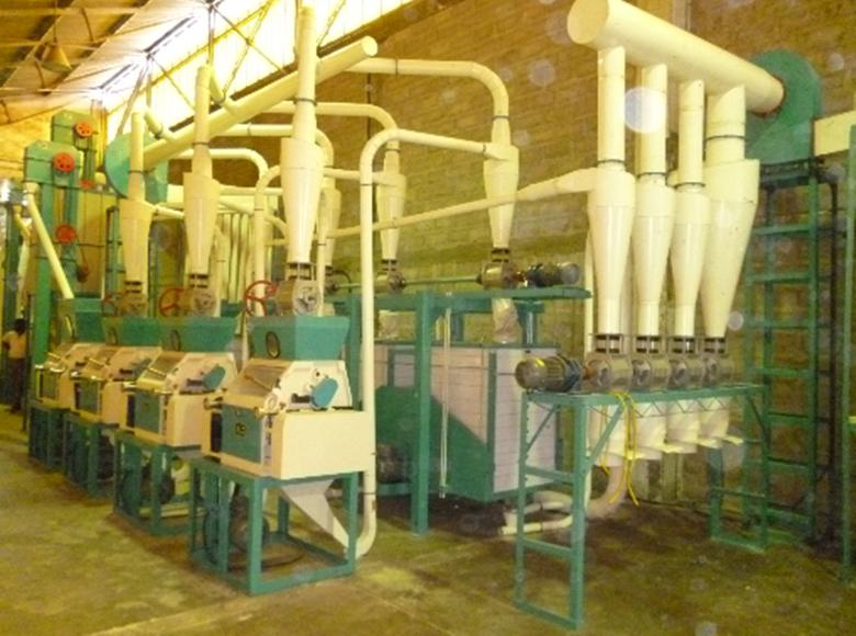 20T molino/molienda de maíz