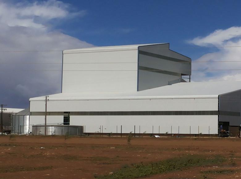 500t fábrica para molienda de maíz