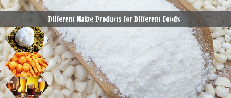 maize flour food