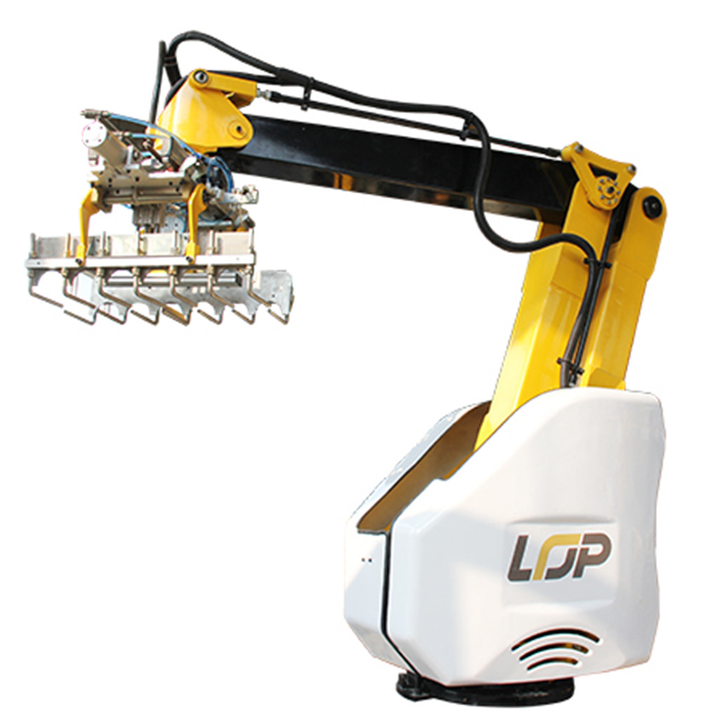 LOP intelligent palletizing robot