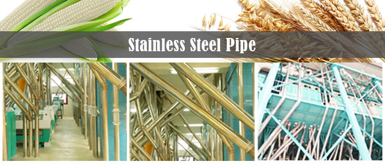 9. stainless steel pipes