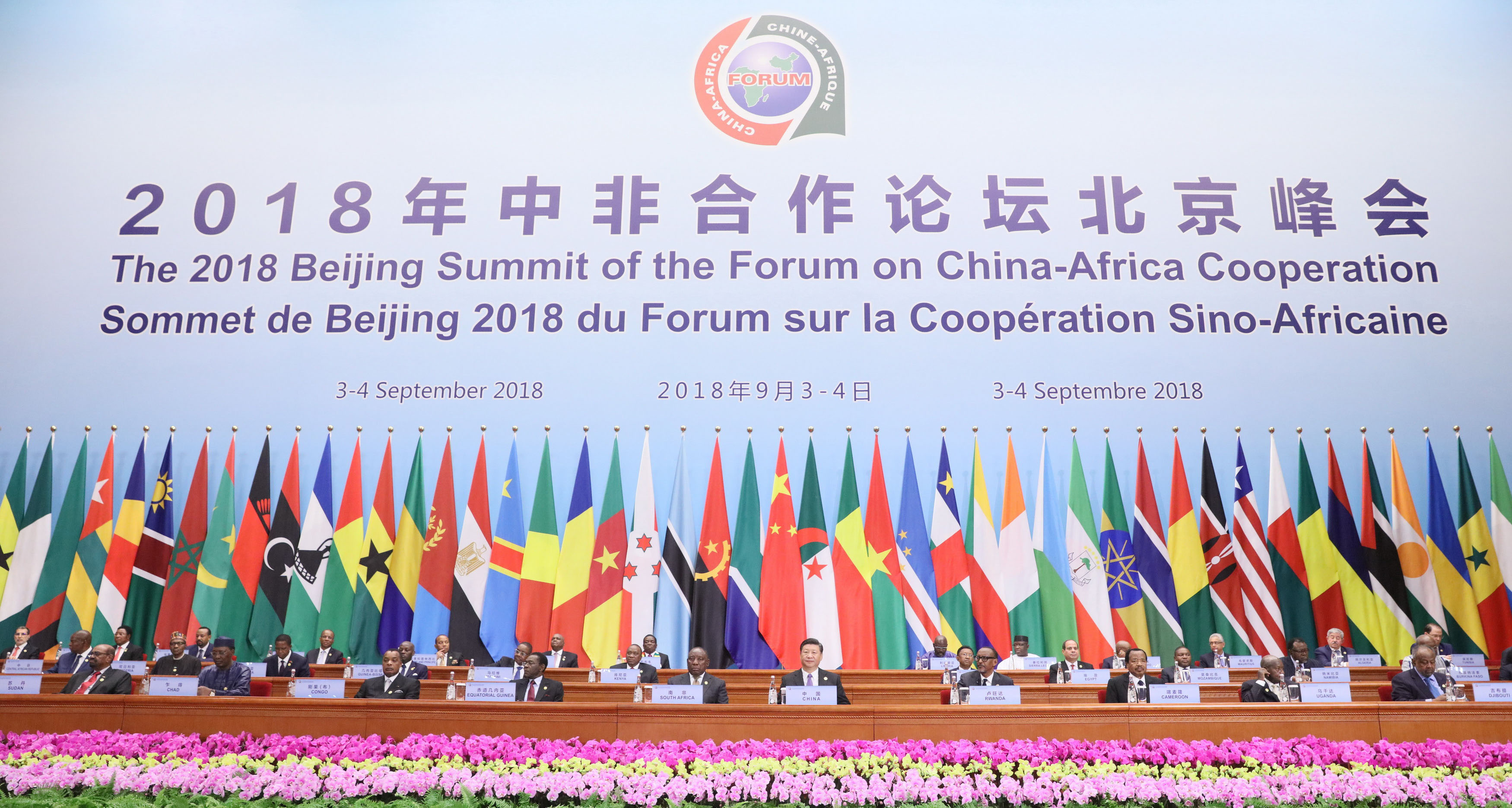 China-Africa-Cooperation-Forum